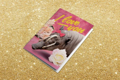 Droga5: Valentine's cards, 2 Direct marketing by Droga5 London