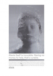 Ataxia UK: Ataxia UK Poster Campaign, 1 Outdoor Advert by TBWA\ London