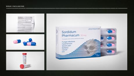 Apotek Hjärtat: A Hard Pill To Swallow, 5 Print Ad by Akestam.holst Stockholm, BKRY NoA / Stockholm