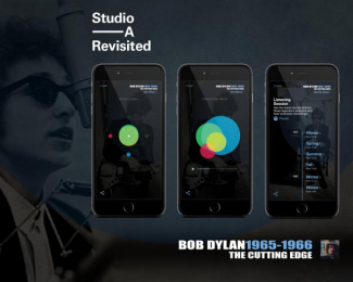 Sony Music Entertainment: Studio A Revisited Digital Advert by Havas Worldwide New York, Studio 6