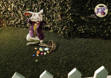 Jelly's Cameras For Kids: Rabbit Print Ad by Euro RSCG Johannesburg
