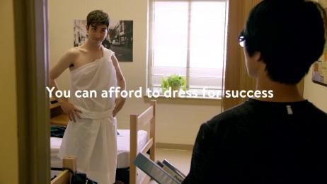 Walmart: Dressing Up Film by Saatchi & Saatchi New York, Tent Content