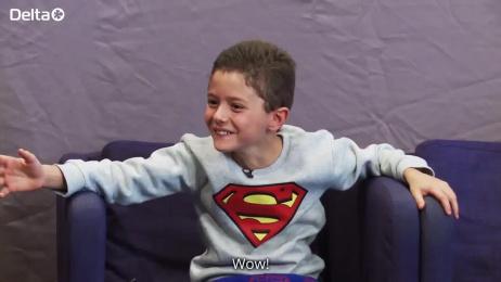 Delta Lingerie: Superhero Parents Film by Hooligans