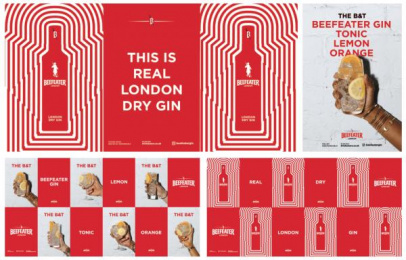 Beefeater: This Is Real London Dry Gin Outdoor Advert by Impero