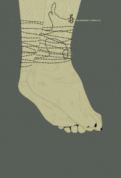 Amnesty International: Torture [english] Print Ad by Ogilvy & Mather Duesseldorf, Ogilvy & Mather Frankfurt