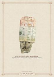 Davivienda Bank: United Kingdom Print Ad by Leo Burnett Bogota
