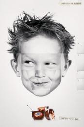 Danette: Kids, 2 Print Ad by Y&R Sao Paulo