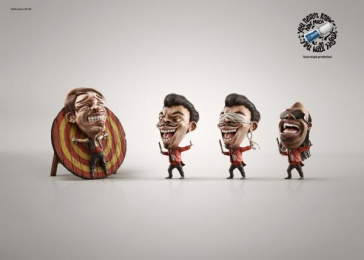 Suvo: Steve Print Ad by Propeg