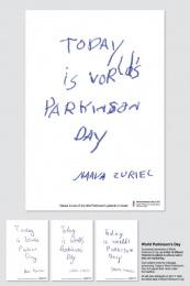 The Israel Parkinson Association: World Parkinson's Day Print Ad by DraftFCB Tel Aviv