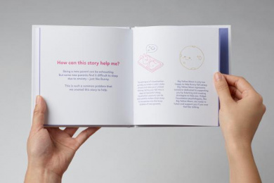 Gidget Foundation: Bunny Books, 2 Direct marketing by Naked Communications