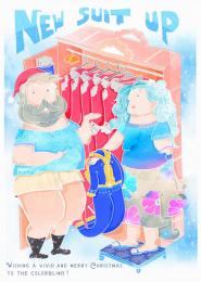 rebrandingchristmas.com: Mrs. Claus' Recommendations Print Ad by 360i, Seiden, Ss+k New York, Studio Klew