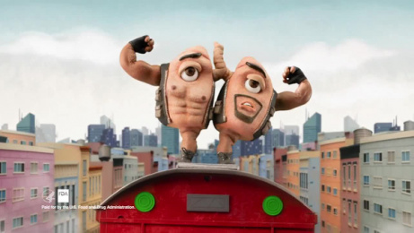 Food and Drug Administration (U.S. FDA): Little Lungs: Big Time Stunt Film by FCB New York, Hornet Inc.