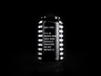 Budweiser: Break the Silence, 5 Design & Branding by Miami Ad School San Francisco