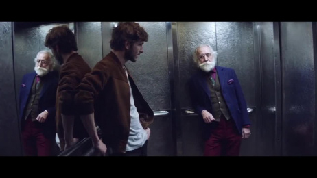 Martini: The Richest Man in the World Film by AMV BBDO London, Cherry Studio