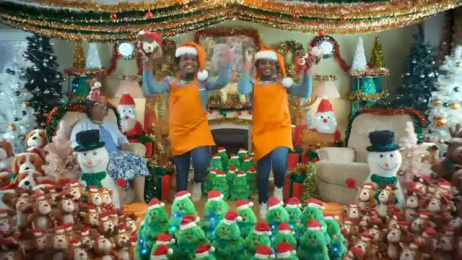 B & Q: Unleash the fun Film by Another Film Company, WCRS