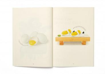 Pedder Group: The Gourmand, 7 Design & Branding by WORK