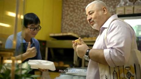 Hong Kong Tourism Board: Gourmet dining Film by Grey Hong Kong