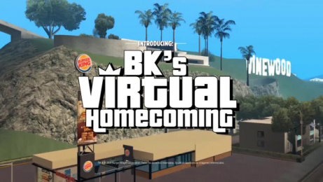 Burger King: Burger King's Virtual Homecoming Film by Wolf BCPP
