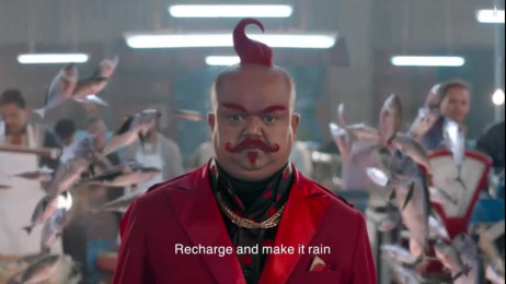 Vodafone: MAKE IT RAIN Film by J. Walter Thompson Cairo, Bigfoot Films