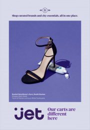 Jet.com: Heel Toothpaste Print Ad by Pereira & O'Dell New York