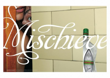 Sauza Tequila: MISCHIEVE PEEPING Outdoor Advert by Riney San Francisco