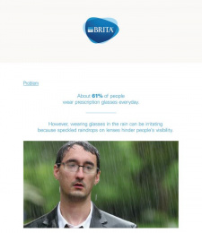 Brita: Suck-U-Rain, 1 Direct marketing by School Of Visual Arts