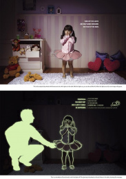 Cerca: Annie Print Ad by Euro Rscg Sao Paulo