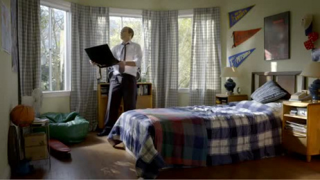 Qualcomm: Visiting Home Film by Doremus, Kaboom Productions