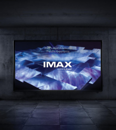 Imax: IMAX with Laser, 3 Print Ad by Trollback & Company