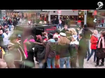 Sexergy: SCREAM MACHINE Direct marketing by Kempertrautmann Hamburg, Trigger Happy Productions