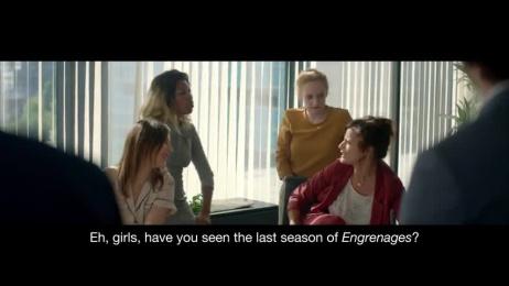 Orange Tv: The Office Film by BIG, Prodigious, Publicis Conseil Paris