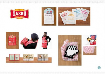 Sasko Flour: Goodness Campaign, 4 Outdoor Advert by Saatchi & Saatchi BrandsRock Cape Town