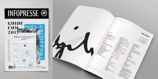 Infopresse: Guide Com, 1 Promo / PR Ad by Ogilvy Montreal