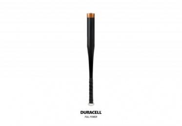 Duracell: Baseball Print Ad by Muchimuchi