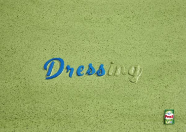 Persil: Dressing Print Ad by DDB Buenos Aires