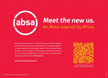 Absa Bank: Daily News - Meet The New Us Print Ad by FCB Johannesburg