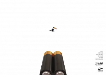 Government of the State of Paraná: Toucan Print Ad by Tif Comunicacao Curitiba