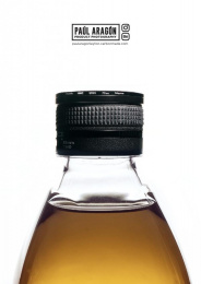 Paul Aragon: Oilcam Print Ad by Gitanos Studio