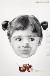 Danette: Kids, 1 Print Ad by Y&R Sao Paulo