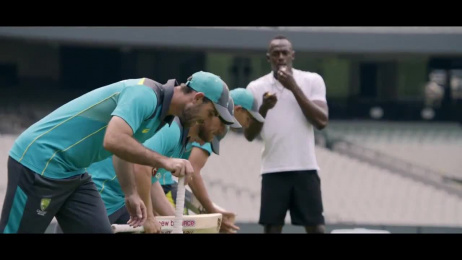 Gatorade: Bolt Rate Film by Eleven PR Sydney, Plaza Films, Whybin\TBWA Sydney