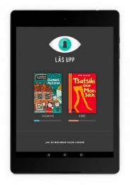 Berattarministeriet: Read To Unlock, 2 Digital Advert by King