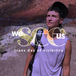 Trans Lifeline: #WeSeeUs, 2 Digital Advert by Leo Burnett USA