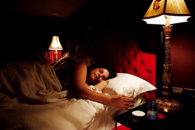 Sleep Formula: DESPERATE HOUSEWIFE Print Ad by Mccann Erickson Singapore