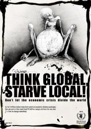 Un World Food Programme Campaign: CHILD Print Ad by Serviceplan Munich