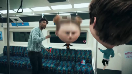 Airheads: Subway Film by Huge