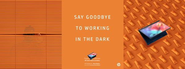 HP: Work better, 4 Print Ad by Akqa Berlin