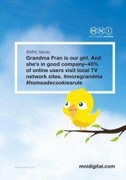MNI Targeted Media: Mean Tweets campaign, 1 Digital Advert by MNI Targeted Media Stamford