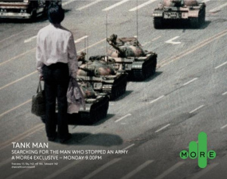 Tank Man Tv Programme: TANK MAN Print Ad by 4creative