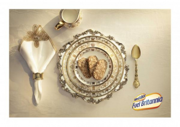Weetabix: Fuel Britannia Print Ad by BBH London