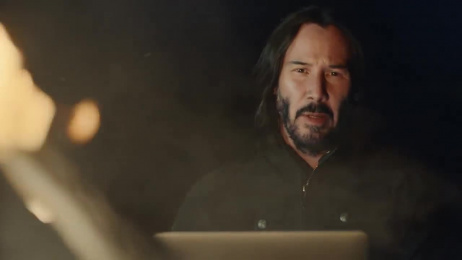 Squarespace: Make It With Keanu Reeves Film by Team collaboration